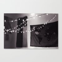 Canvas Print featuring Luci  by Jessica Gray