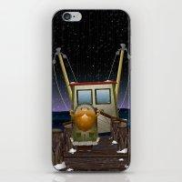 The Work of Saphron Burrows iPhone & iPod Skin