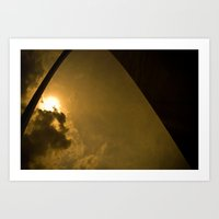 Arch #4 Art Print