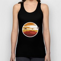 To the sunset Unisex Tank Top