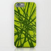 Bloom Green iPhone 6 Slim Case
