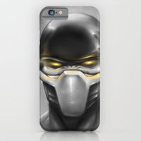 iPhone & iPod Case featuring The Scorpion by Zonnie