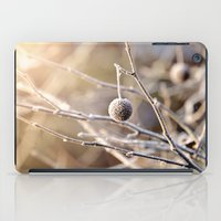 Hanging By A Thread iPad Case