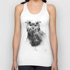 DARK OWL Unisex Tank Top