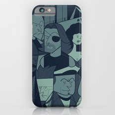 ESCAPE FROM NEW YORK iPhone 6 Slim Case
