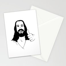 Jesus Ain't Mad At Ya Stationery Cards