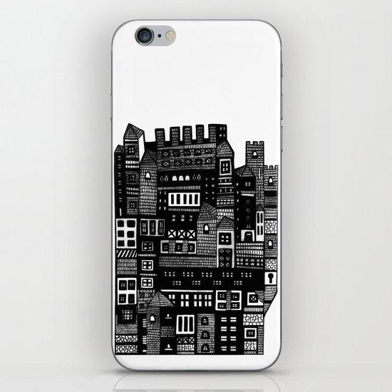 Neighborhood II iPhone & iPod Skin