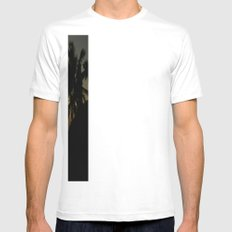 Hawaii Sunset Series Mens Fitted Tee SMALL White