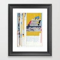 Kingthing Framed Art Print