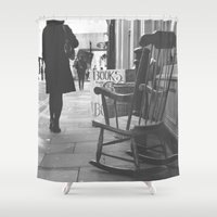 The Rocking Chair Shower Curtain