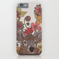 iPhone & iPod Case featuring Hello my Deer by Valentina Harper