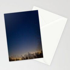 Worlds Collide Stationery Cards