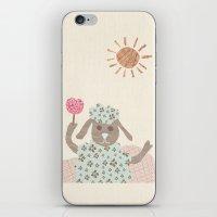 Sheep Collage iPhone & iPod Skin