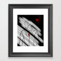 Theft Framed Art Print