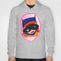 Batgirl in Love Hoody
