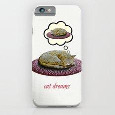 Cat Dreams iPhone 6s Slim Case