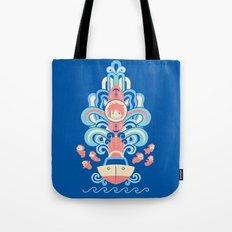 Ponyo Deco Tote Bag
