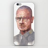 Breaking Bad (Walter White) iPhone & iPod Skin