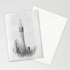 Water Tower-Victorian Stationery Cards