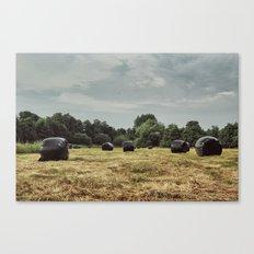 Plastic Creatures Canvas Print