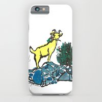 Goatie McGoatersons (colored version) iPhone 6 Slim Case