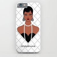 iPhone & iPod Case featuring Josephine by ravynka
