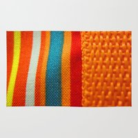 In Woven Color Rug