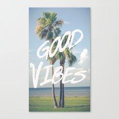 Good Vibe Tribe Canvas Print