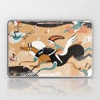 flying Laptop & iPad Skin