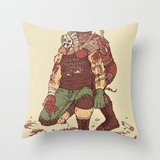 Sleeper Throw Pillow