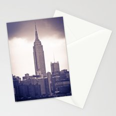 Urban Storm Stationery Cards