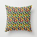 Colibri Throw Pillow