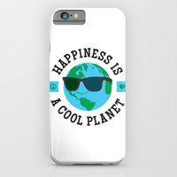 Happiness Is A Cool Planet iPhone 6 Slim Case