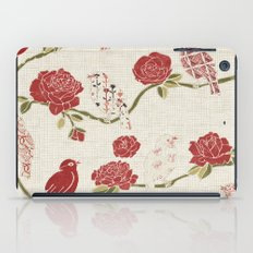 Nightingale and Rose iPad Case