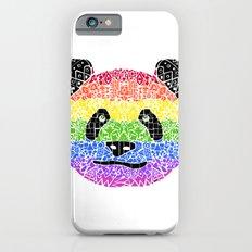 Panda Pride Slim Case iPhone 6s