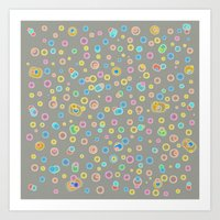 Seeing Spots Art Print