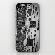 Mausoleum iPhone & iPod Skin