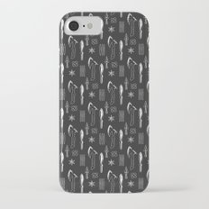 I Love Weapons iPhone 7 Slim Case