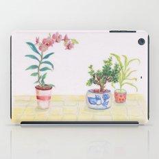 A flowery feeling iPad Case