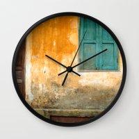 Antique Chinese Wall - V… Wall Clock
