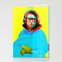 Gioconda Music Project · Beastie Boys · Adam Horrovitz Stationery Cards