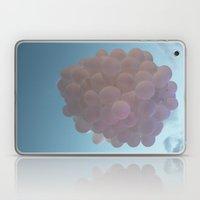 up up and away - balloons Laptop & iPad Skin