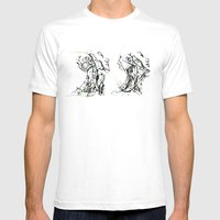 Head And Neck Mens Fitted Tee White SMALL