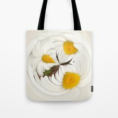 Pick Me Round - Daisy Tote Bag