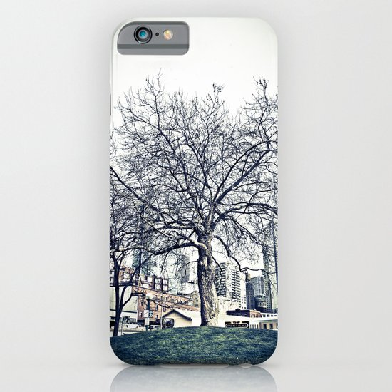 The Urban Giving Tree iPhone & iPod Case