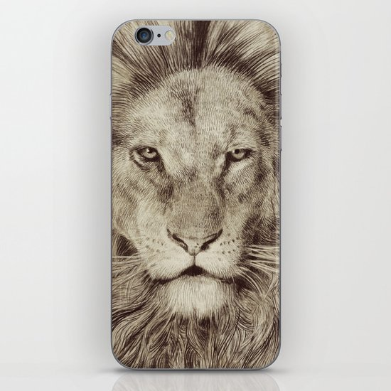 Leo iPhone & iPod Skin