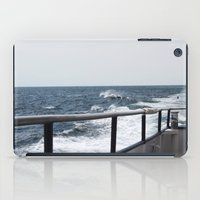 Wave Break iPad Case