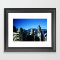 HSBC Framed Art Print
