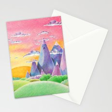 The Ice Kingdom Stationery Cards