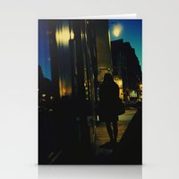 Dark Hour Stationery Cards